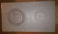 Поверхность варочная чугунная 70*40 см ГОСТ- 2 (14мм), фото 1