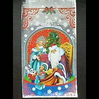 Упаковка новогодняя для подарков размер 20/35