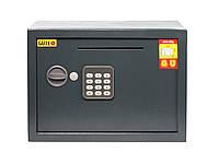 Офисный сейф GUTE ЯМХ-25D с отверстием для денег