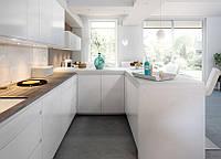 Кухня на заказ BLUM-060 краска по RAL каталогу