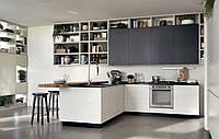 Кухня на заказ BLUM-061 краска по RAL каталогу