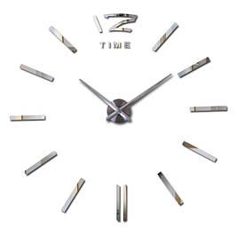 3Д Часы, наклейки настенные