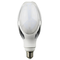 Лампа светодиодная LED 38W 6400К Е27 ED-90 высокомощная ST 797