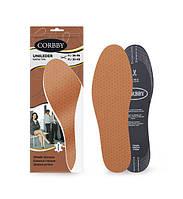 Гигиенические стельки для обуви UNILEDER Corbby, фото 1