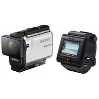 Цифрова Видеокамера экстрим Sony HDR-AS300 c пультом д/у RM-LVR3