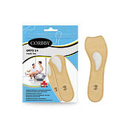 Cтельки для обуви с каблуком ORTO 3/4 Corbby, фото 1