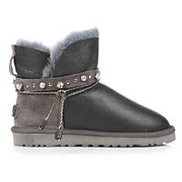 Угги UGG Mini Bailey Braid Wedding Grey
