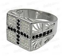 Серебряный перстень Вера., фото 1