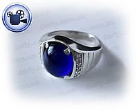 Серебряный перстень Лорд., фото 1