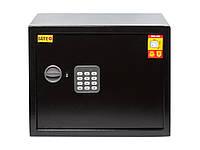 Мебельный сейф GUTE ЯМХ-30E под документы, деньги, папки 380х300х300