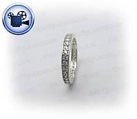 Серебряное кольцо Конго., фото 1