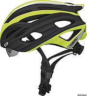 Шлем ABUS In-Vizz green, 54-59 см (M), зеленый