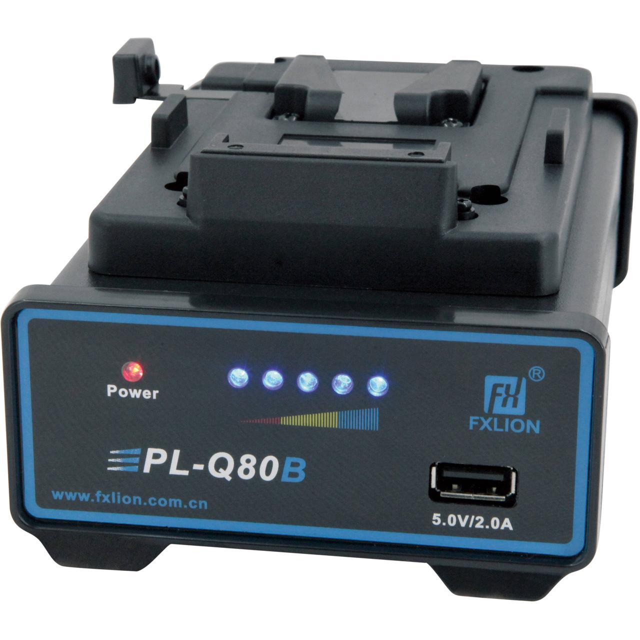 Зарядное устройство FXlion PL-Q80B  V-Mount Charger (PL-Q80B)