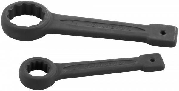 Ключ накидной ударный CrMo 55 мм. JONNESWAY (W72155), фото 2