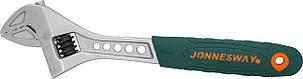 Ключ разводной эргономичный (пластиковая ручка) 0-29 мм, L-250 мм JONNESWAY (W27AT10), фото 2