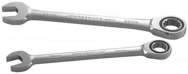 Ключ комбинированный трещоточный, 24 мм JONNESWAY (W45124), фото 2