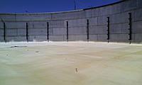 Утепление био-реактора ппу