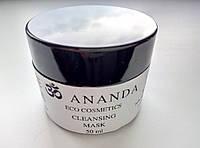 Маска для лица питательная ananda
