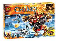 Конструктор Bela серия Chimo 10354 Грохочущий медведь Бладвика (аналог Lego Legends of Chima 70225)