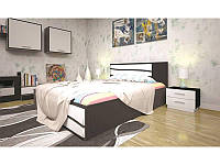 Кровать двуспальная Элит 2 ТМ ТИС