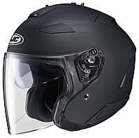 """Шлем HJC IS33 II SEMI matt black """"""""L"""""""" 118370"""""""""""