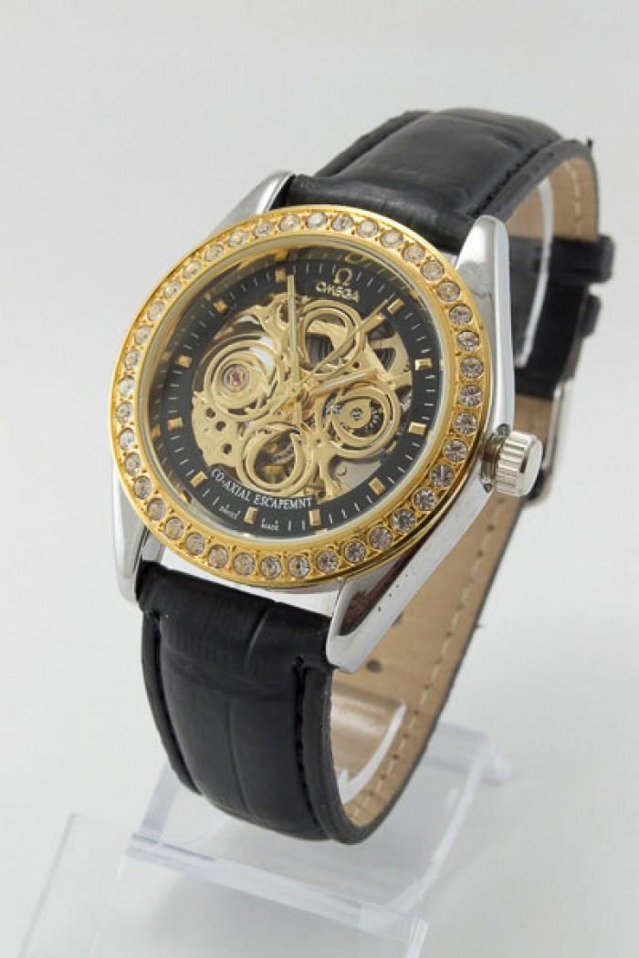 Золотые механические женские наручные часы женский марки наручных часов