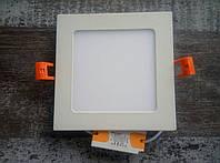 Светильник LED Downlight квадратный 15Вт, Quadro -15, Electrum