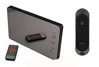 """Комплект видеодомофона PoliceCam PC-938R2 220В MIR (DVC-4Q) с экраном 9"""", встроенный блок питания"""