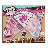 Набор детской декоративной косметики «Торт с клубникой» 10507D-2