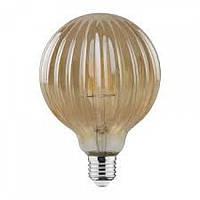 Филаментная led лампа Horoz Electric 6W RUSTIC MERIDIAN-6