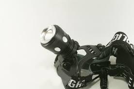 Фонарь налобный Bailong Police BL T 8055 T6 аккумуляторный с зумом zoom
