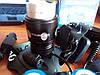 Фонарь налобный Bailong Police BL T 8055 T6 аккумуляторный с зумом zoom, фото 8