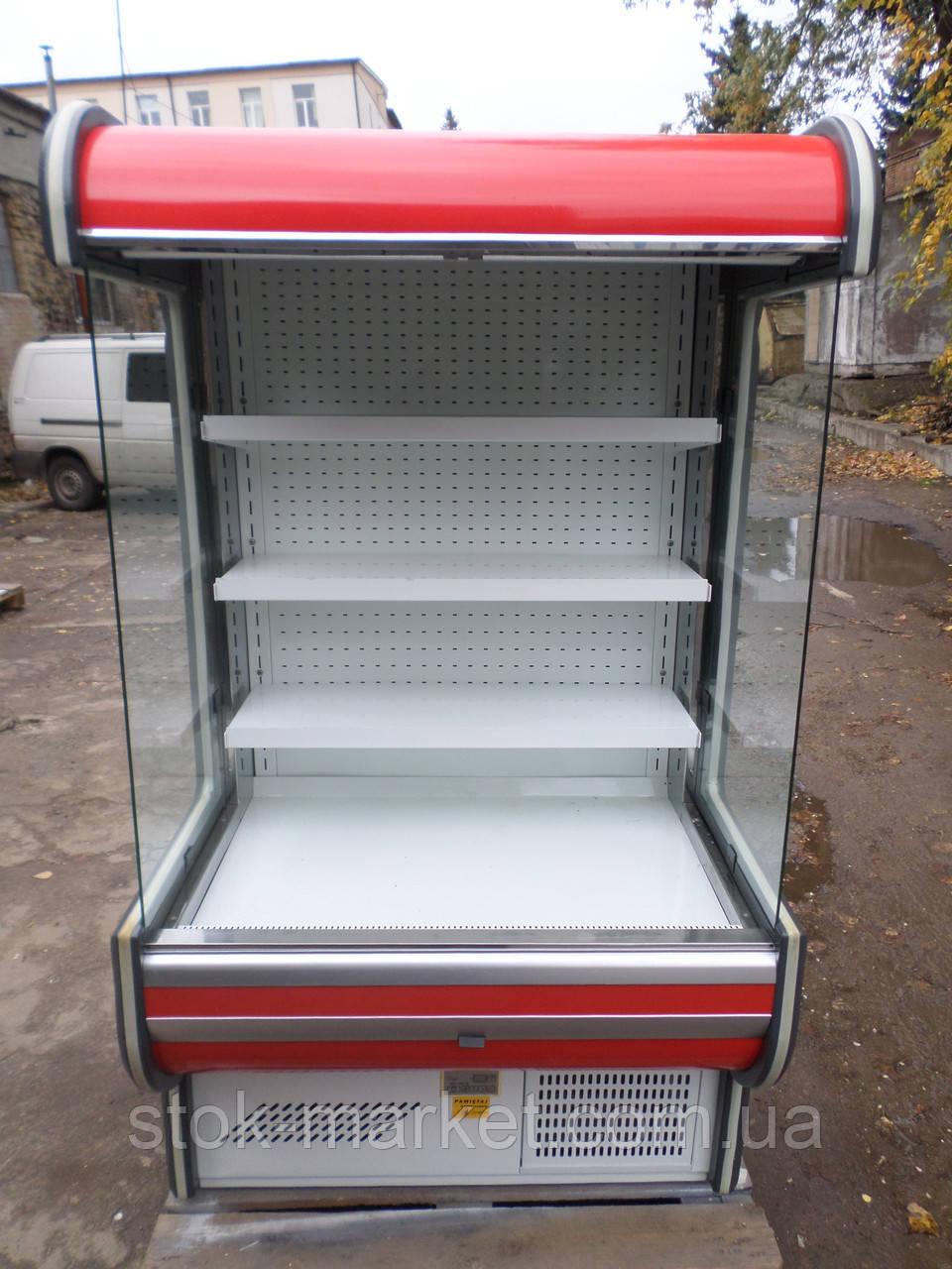 Горки холодильные MAWI 1,2 м.бу., холодильный регал б/у