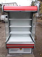 Горки холодильные MAWI 1,2 м.бу., холодильный регал б/у, фото 1