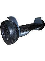 """Гироборд Smart Balance Wheel 9.0"""" OFFROAD Hummer Черный, TaoTao App., Самобаланс, до 20км/ч, 2 часа на одном з"""