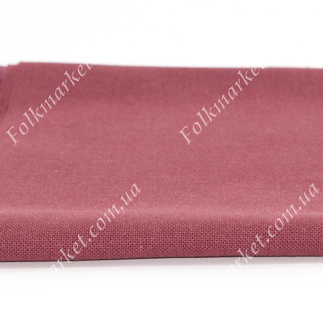 Бордовая ткань для платья Оникс ТПК-190 2/56