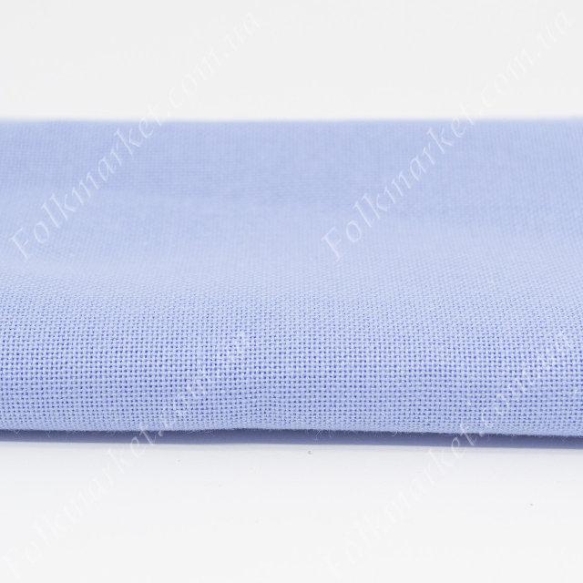 Ткань для рубашек Оникс голубой ТПК-190 2/37