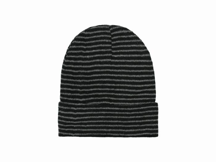 Модная мужская шапка бини Stripy