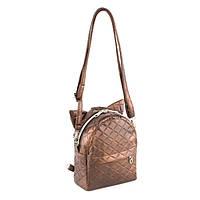 Рюкзак Micro коричневый атлас_склад