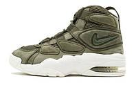 Зимние Мужские кроссовки Nike Air Max  2 Olive