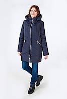 Зимняя куртка модель 17-50, синий (52-60) 2 цвета