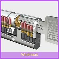 Двери с умным замком Winkhaus  blueMatic EAV3