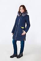 Зимняя куртка модель 17-52, синий (42-52) 3 цвета
