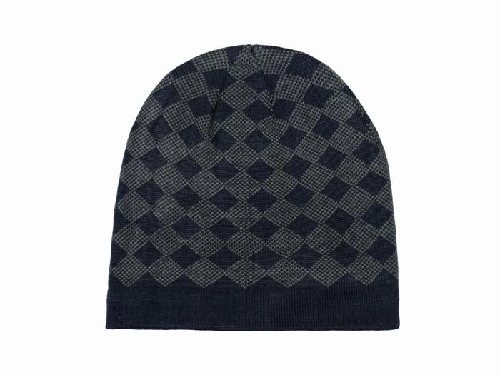 Вязаная шапка зима 2018 Style М