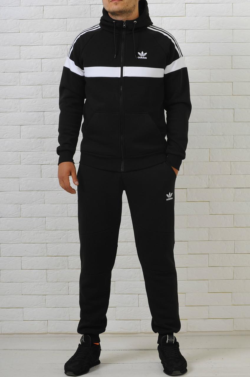 acb8fa47 Мужской спортивный костюм adidas (адидас) зимний - Поставщик брендовой  мужской одежды в Харькове