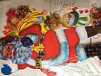 Интерьерная наклейка 5d Счастливого рождества большая