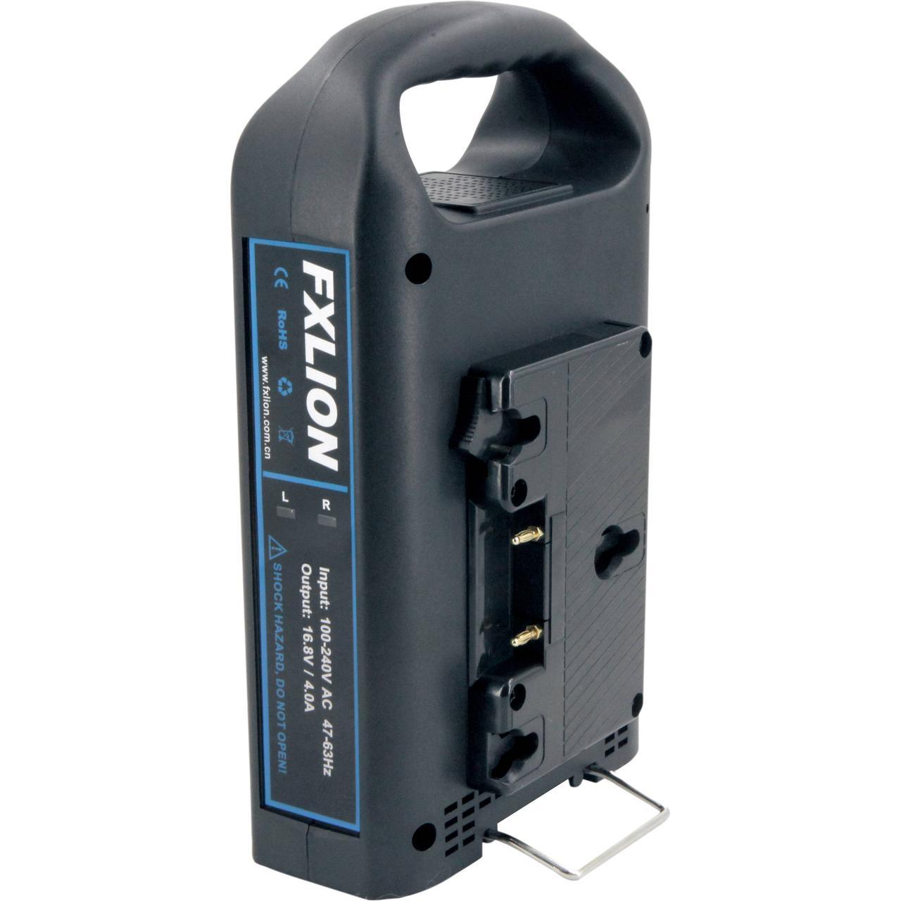 Зарядное устройство FXlion PL-Q80A  Gold-Mount Charger (PL-Q80A)