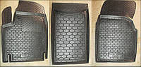 Коврики в салон Fiat Scudo 1997-2007 (3 шт) каучук ТЭП