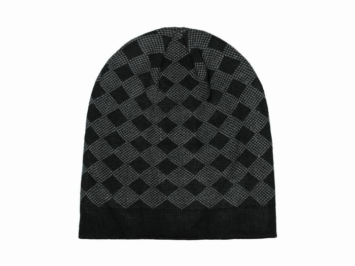 Вязаная мужская шапка 2018 Style М