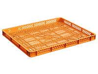 Пластиковый лоток для хлеба 745х625х60